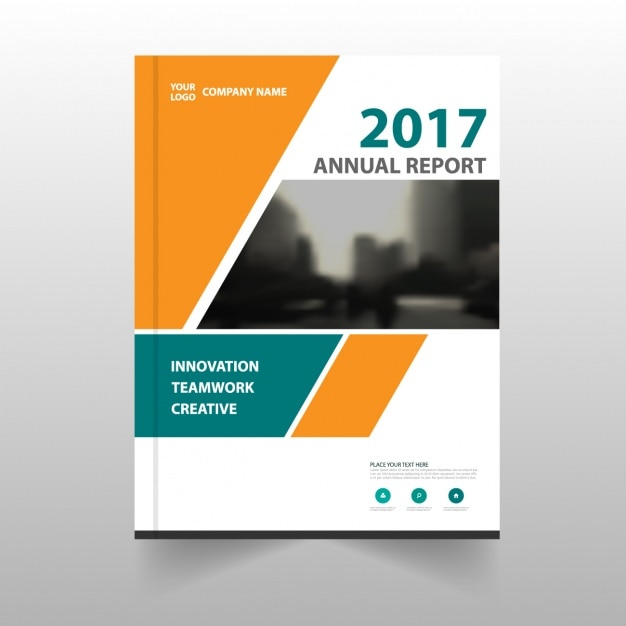 Free Report Cover Page Template. Dress To Success