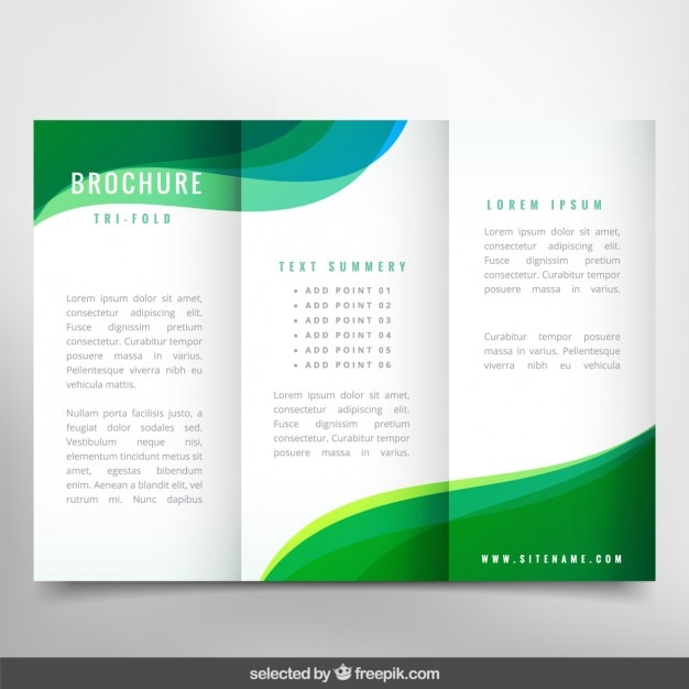 brochure design zoo - Google Search ART217 Brochure Panteleev - free bi fold brochure template word