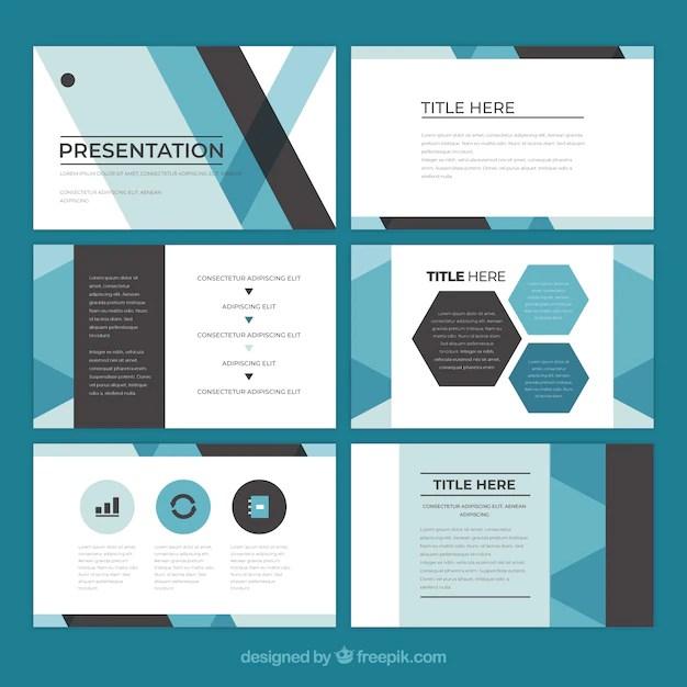 Powerpoint Fotos y Vectores gratis