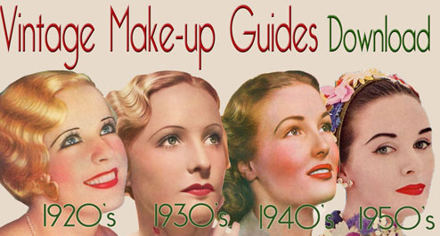 The History of 1920s Makeup Glamourdaze - history of makeup