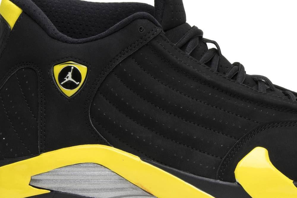 Ebay Jordan 14 Original Thunder And Lightning 401e8 D1f1d