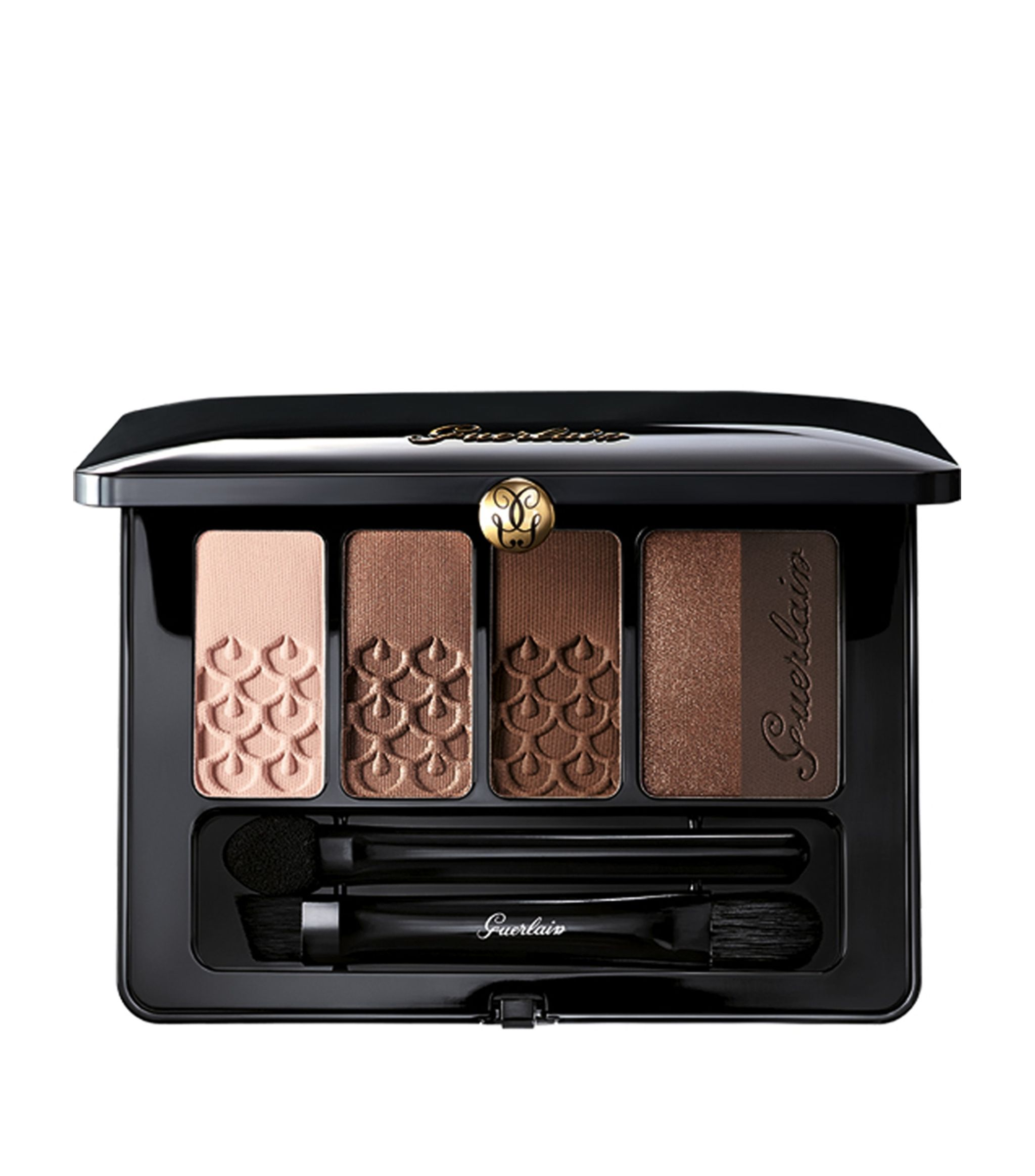 Nude Look Guerlain Palette 5 Couleurs Nude To Smoky Look | Harrods Be