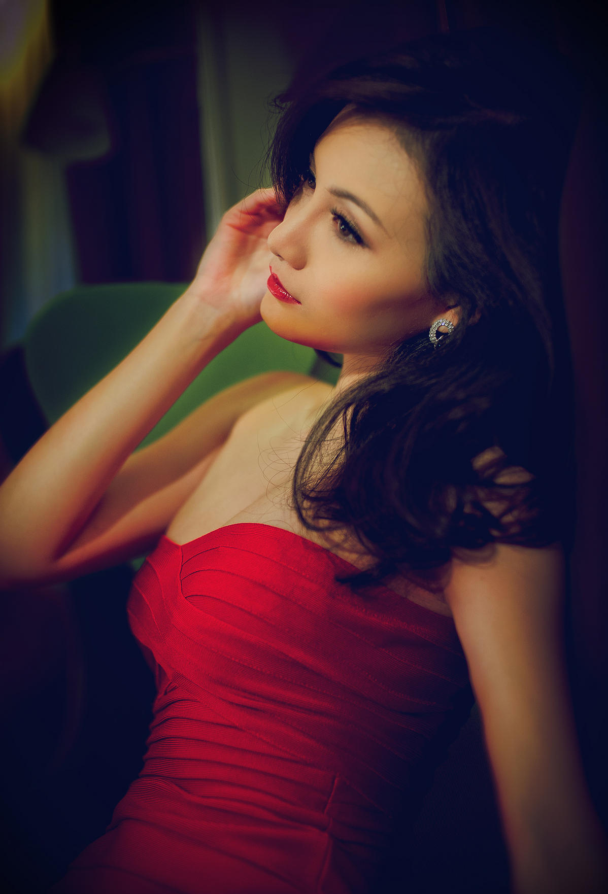 Pinterest Girls Wallpaper Elegant Chinese Lady Wallpaper 熟女的魅力 Gravure Girls Idols