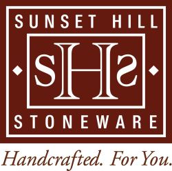 Small Of Sunset Hill Stoneware