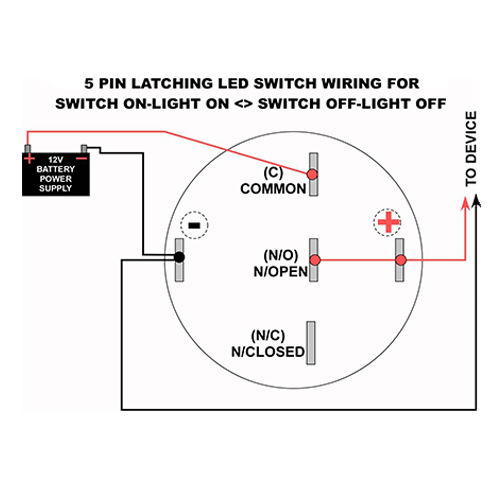 two prong micro switch wiring diagram