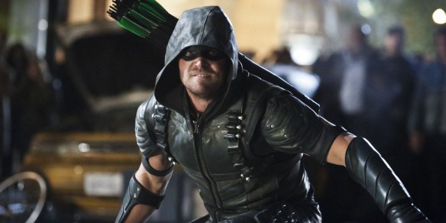 Arrow Star Stephen Amell Put On An Impressive Display At