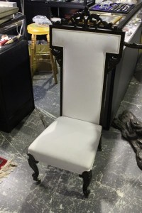 Victorian Prayer Chair,