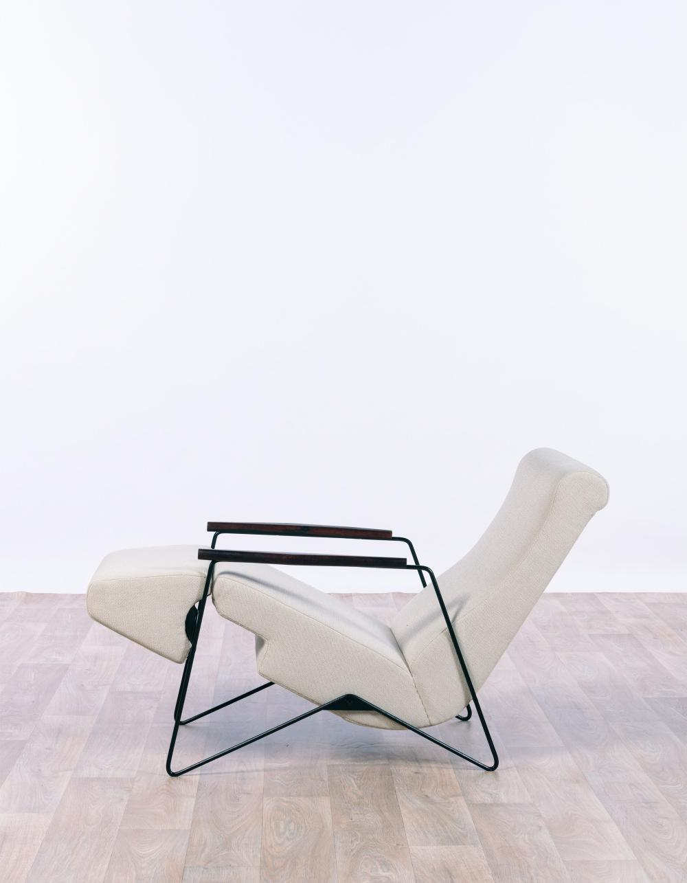 Fauteuil Inclinable Design Carlo Hauner 1927 1996 Fauteuil Inclinable