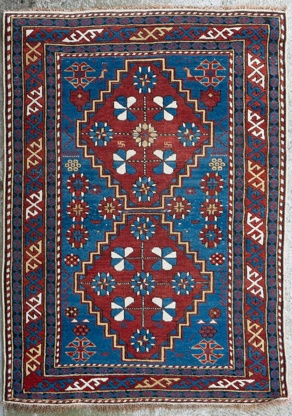 Tapis Style Kilim Caucasian Rugs Carpets For Sale At Online Auction Buy Rare