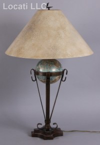 Estate Lot, Three Lamps