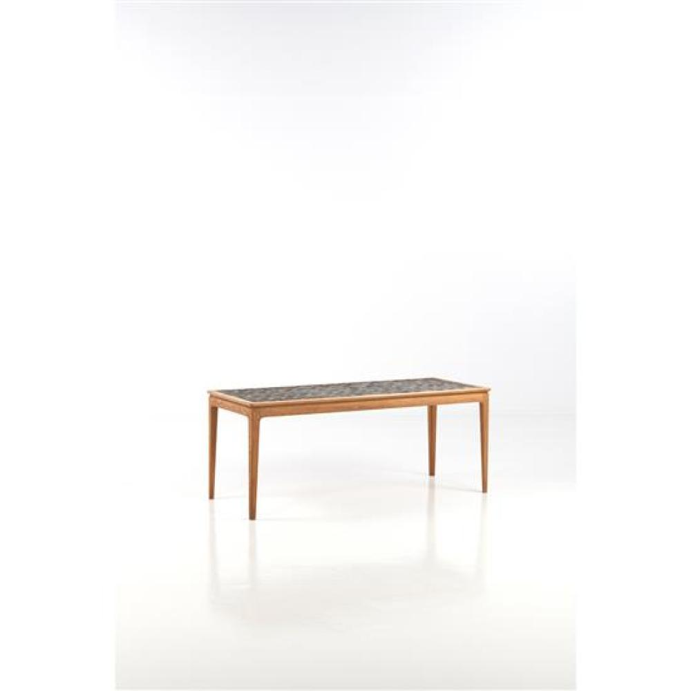 Table Salon Ceramique Frits Henninsgen 1889 1965 Table Basse