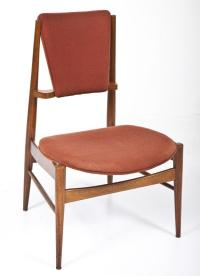 Thonet Mid-Century Modern Side Chair