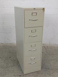 Office Depot 4 Drawer Locking Filing Cabinet