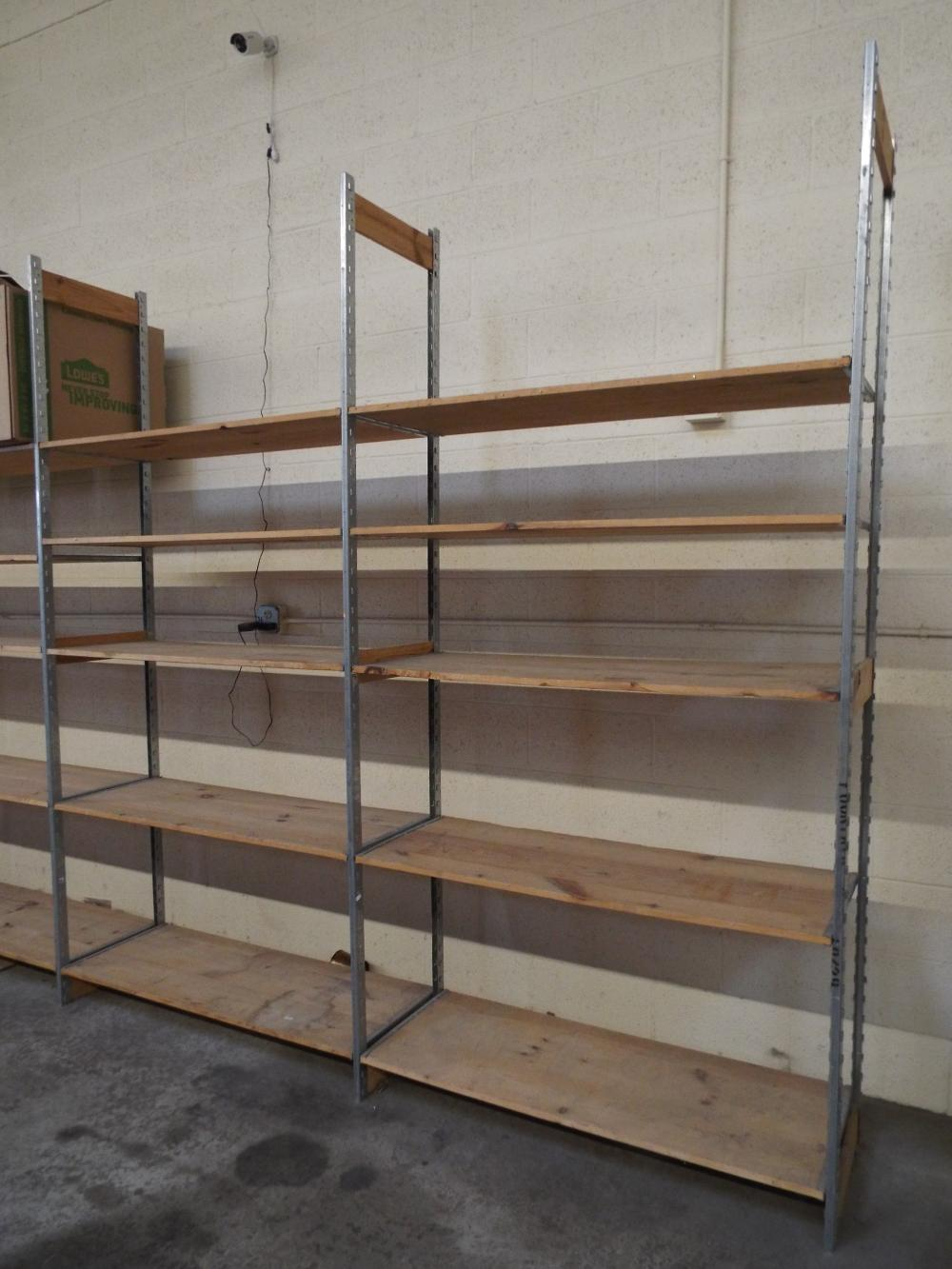 Garage Shelving Units Garage Shelving Unit