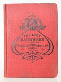 Cabinet Hardware, Catalog 151