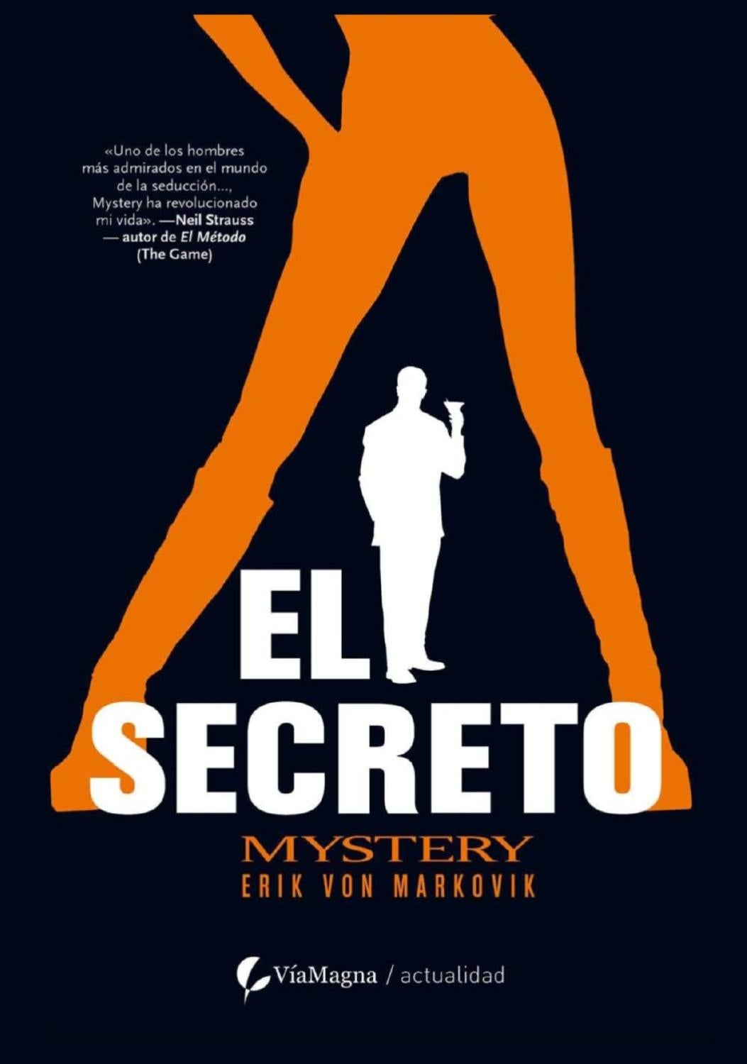 Libro De Seduccion El Secreto De Mystery By Bl4ck Eye Issuu