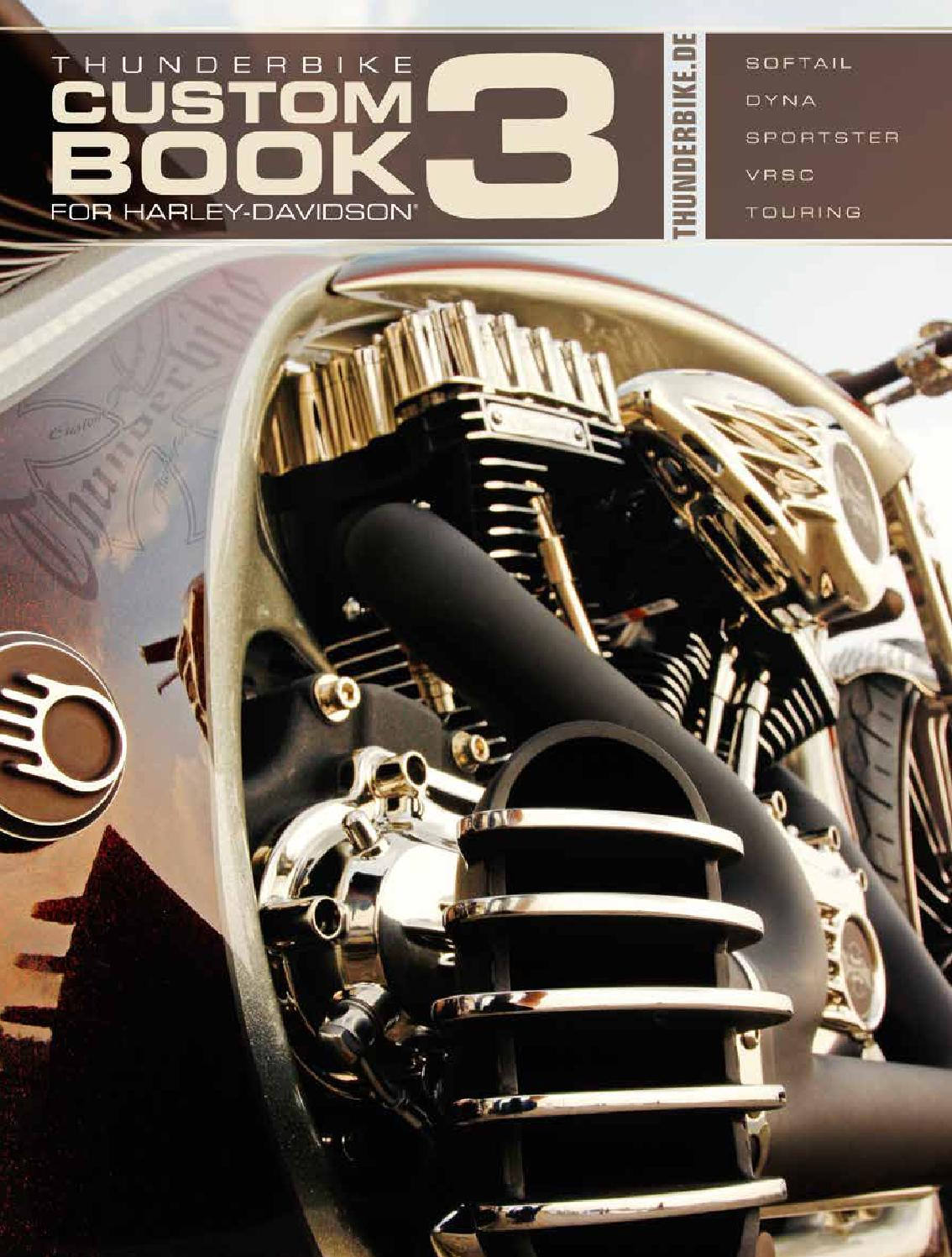Apart Katalog Online Thunderbike Custombook 3 H D Parts By Juergen Heidelbach