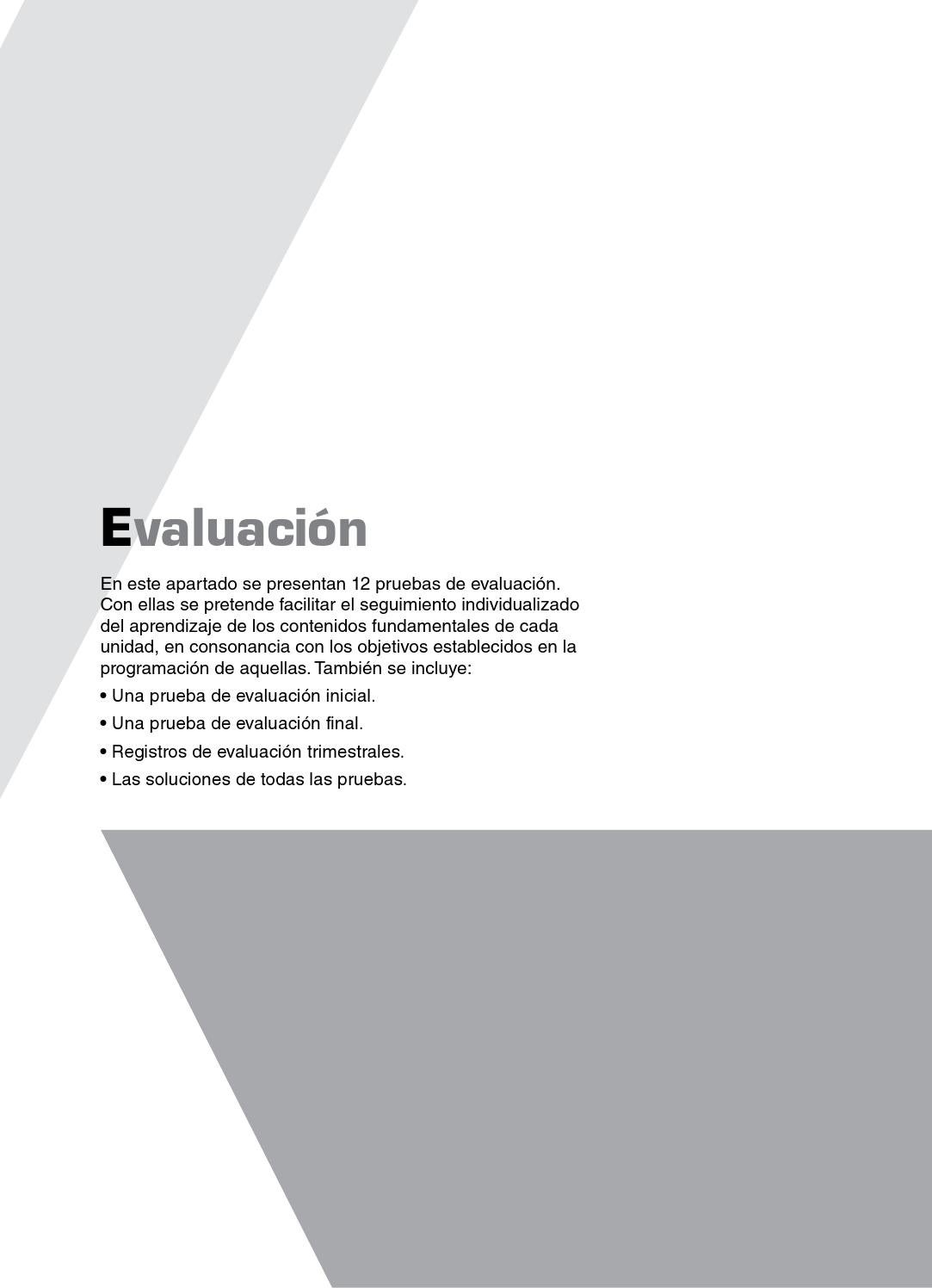 Libro Digital Anaya 1 Eso Evaluacion By Vange Issuu