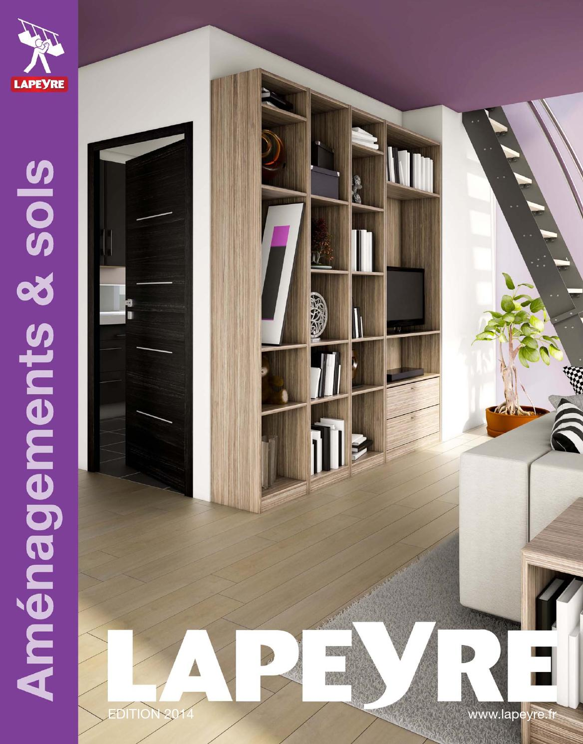 Dressing Lapeyre Espace Catalogue Lapeyre Aménagements And Sols 2014 By Joe Monroe