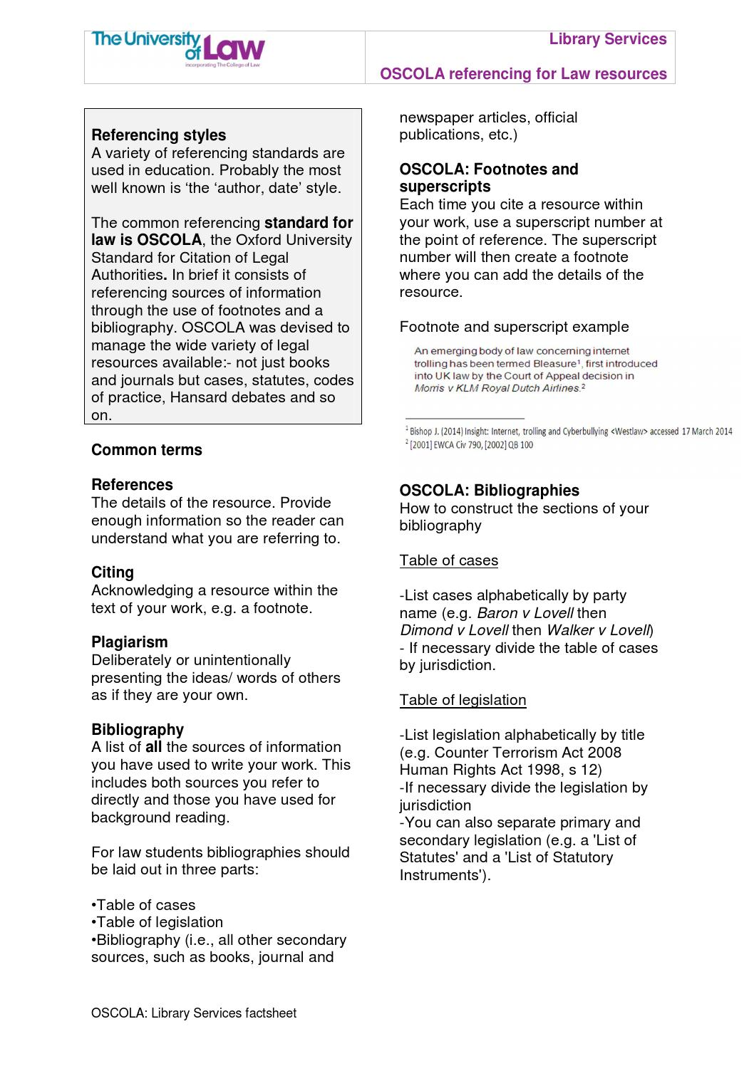 Texas Instruments Ti Analog Embedded Processing Oscola Library Services Factsheet V2 By Ulawlibraries Issuu