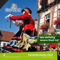 Gsteinformation Bad Urach 2015 by Torsten Clement - issuu