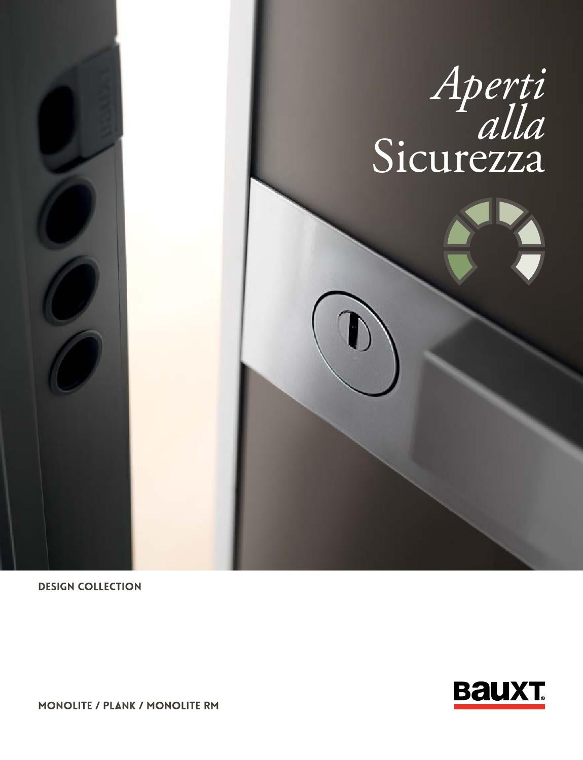 Bauxt Porte Blindate Bauxt Design Catalogue By Bauxt S P A Issuu
