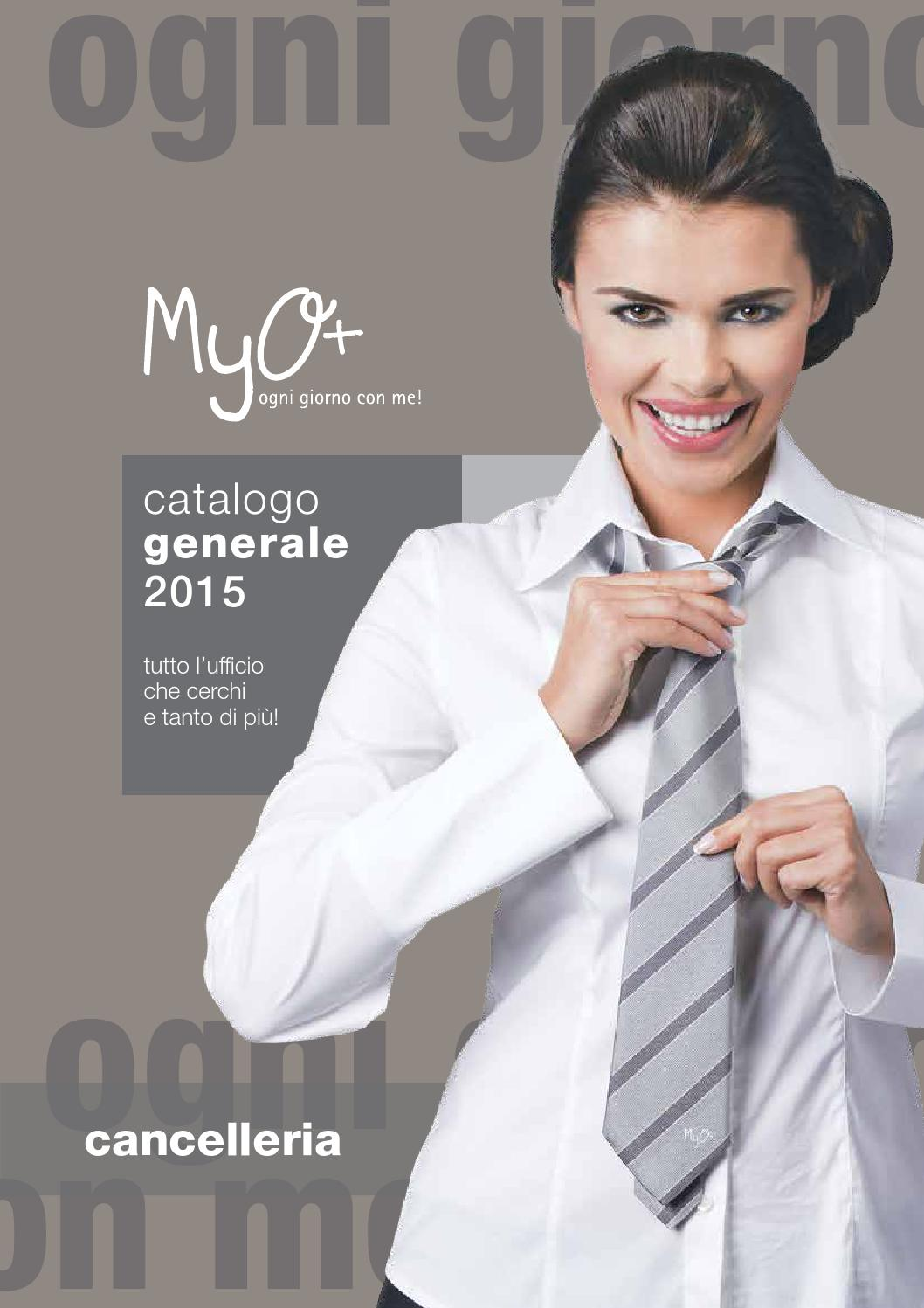 Catalogo Cancelleria Catalogo Myo Gt Cancelleria By Myo S P A Issuu