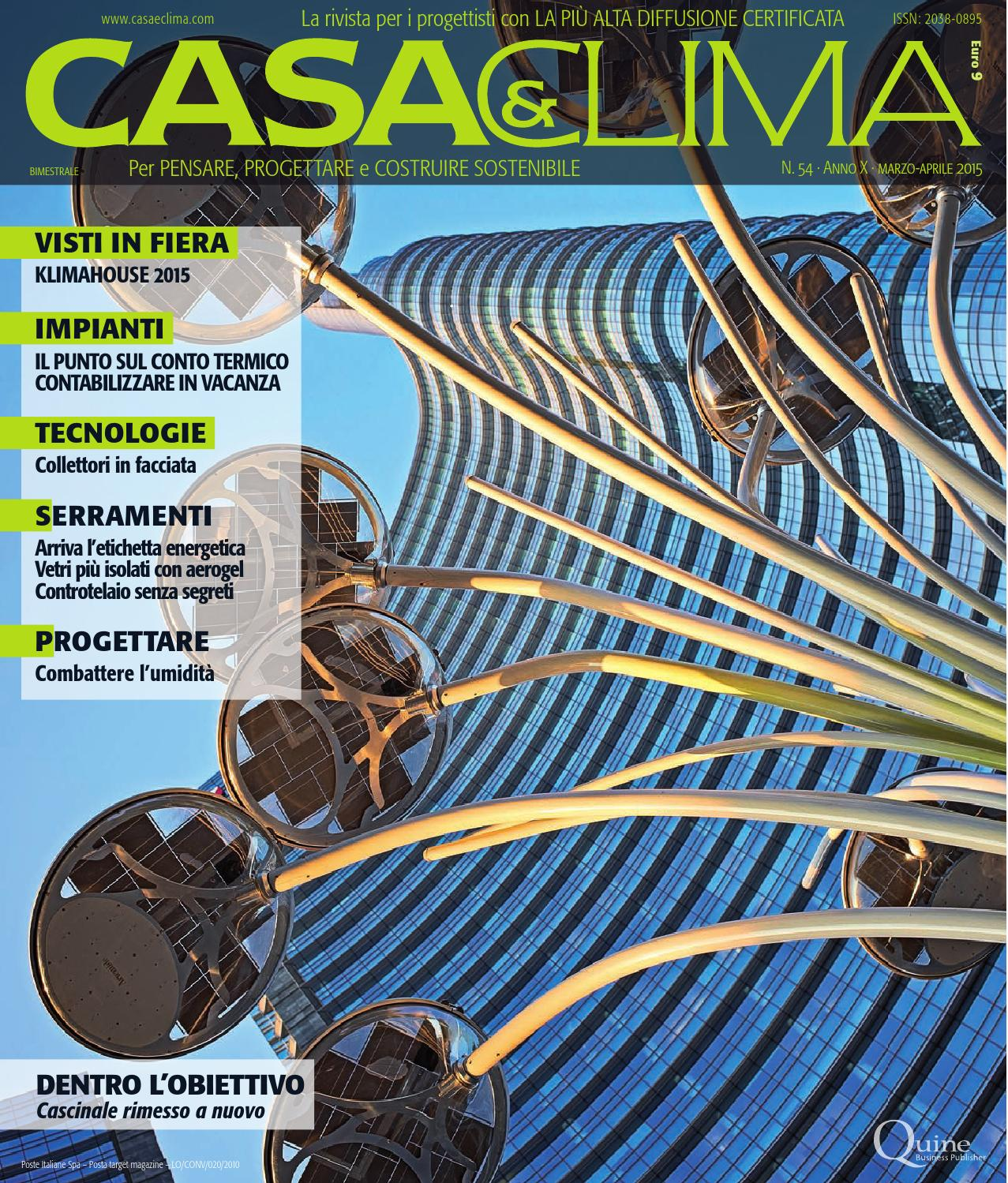Combattere L Umidità Casa Andclima 54 By Quine Business Publisher Issuu