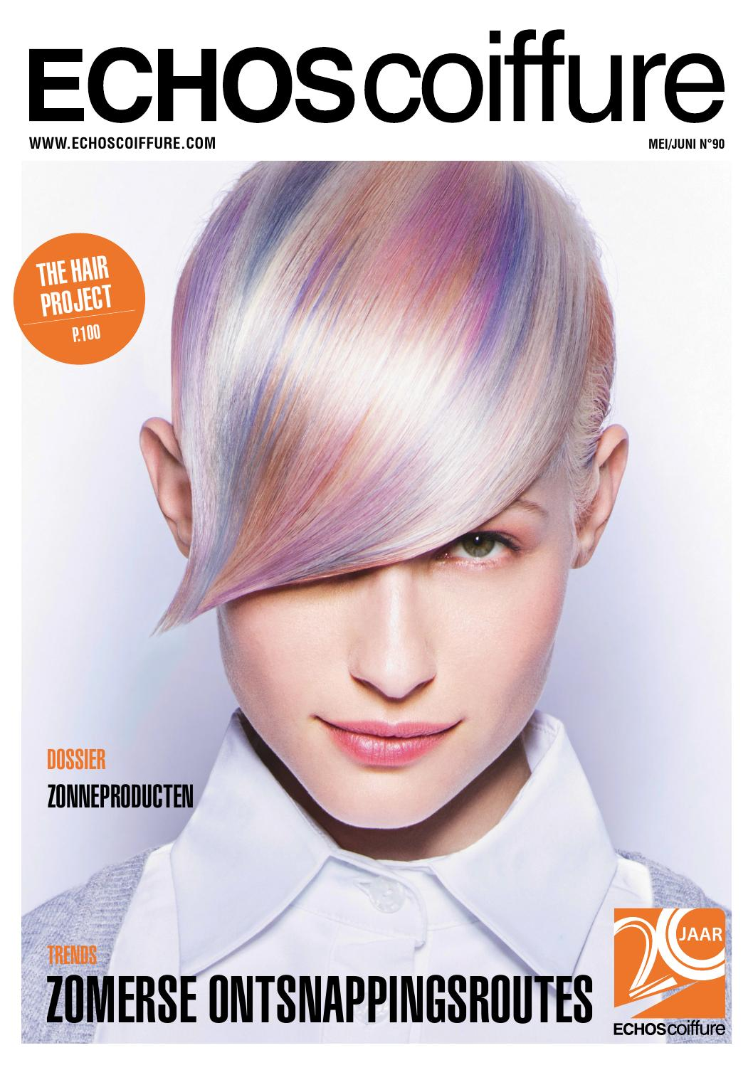 Coiffure N Co Echos Coiffure N90 Be Nl By Eurobest Products Issuu