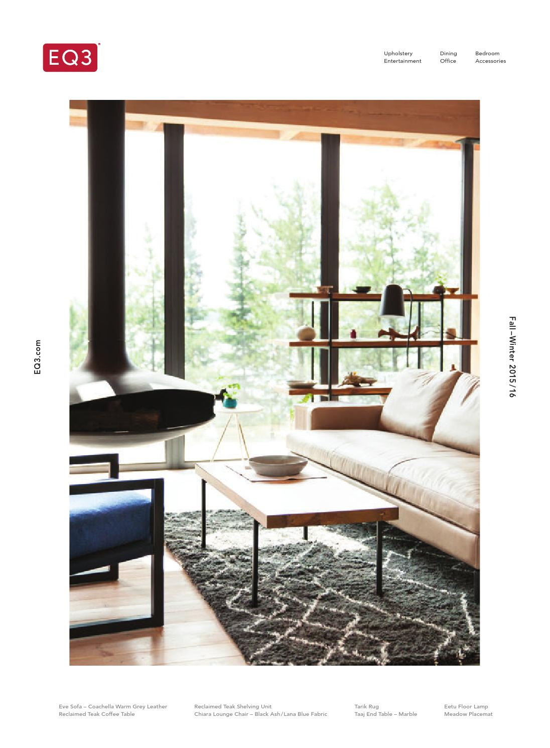 Canadian Furniture Websites Eq3 Canada Fall Winter 2015 16 By Eq3 Ltd Issuu