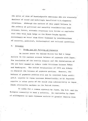 July 19 letter, recommendations » Richard Nixon Foundation