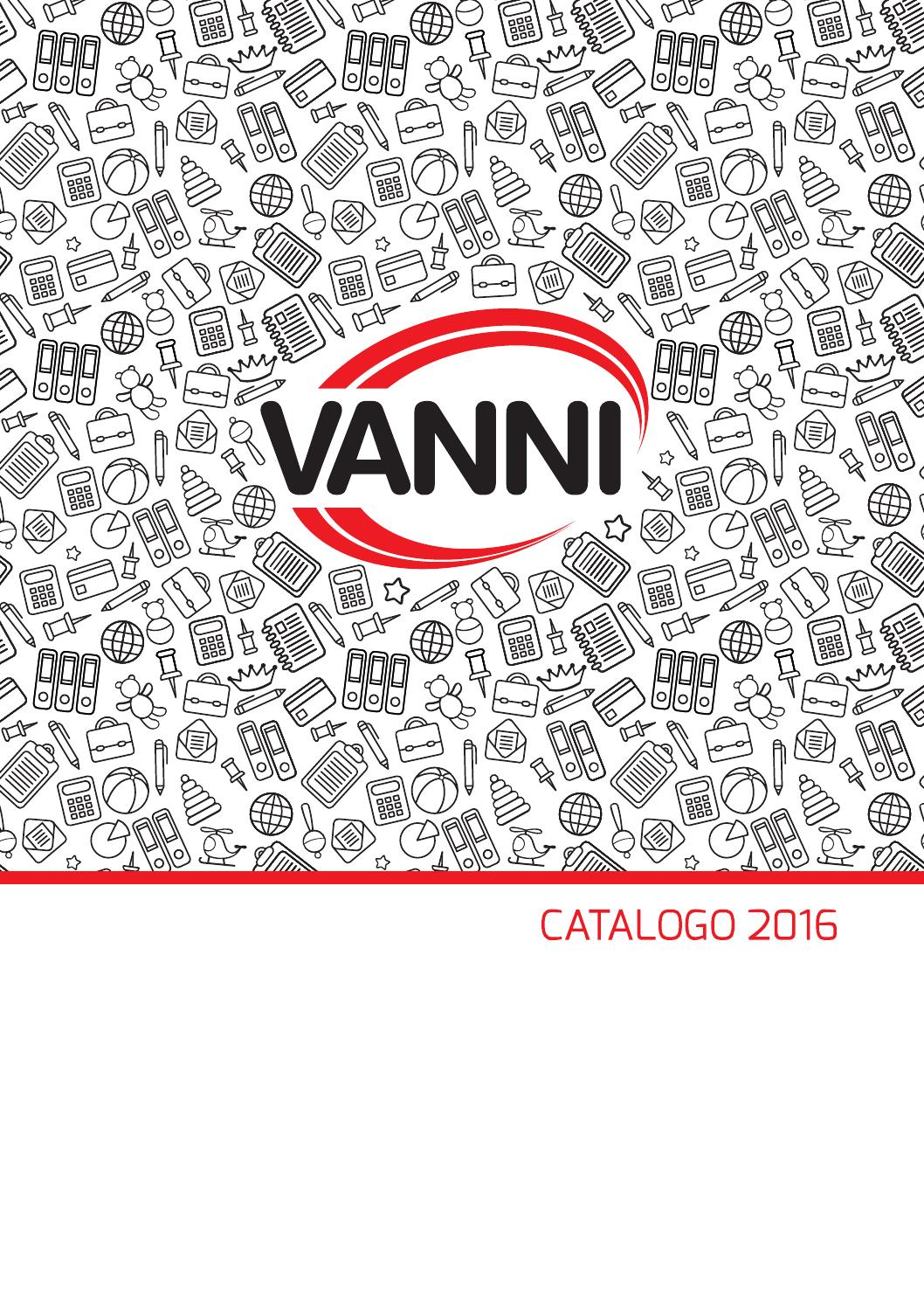 Catalogo Cancelleria Catalogo Vanni 2016 By Vanni Cancelleria Issuu