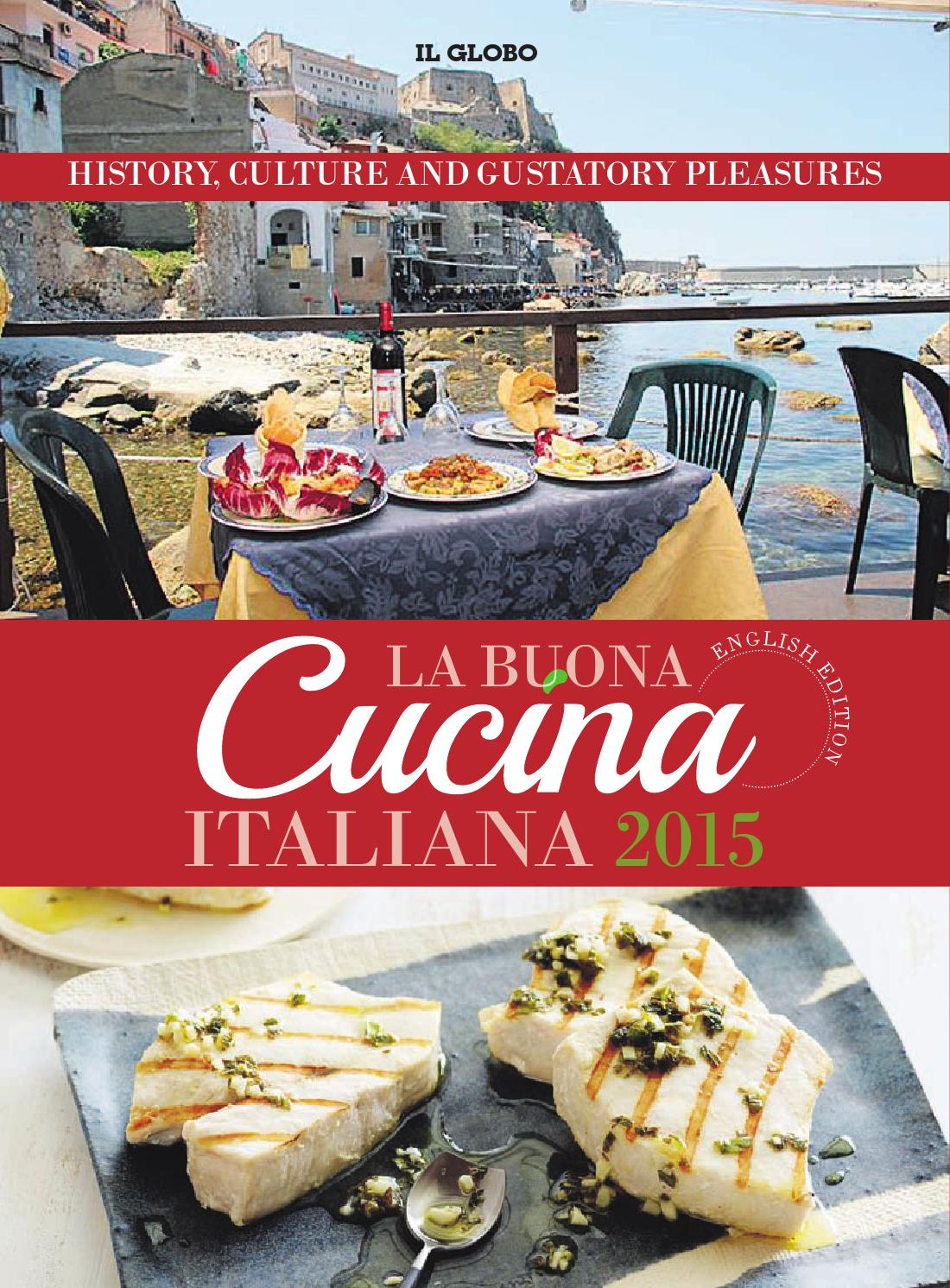 La Cucina Means What In English La Buona Cucina English Edition By Il Globo Issuu
