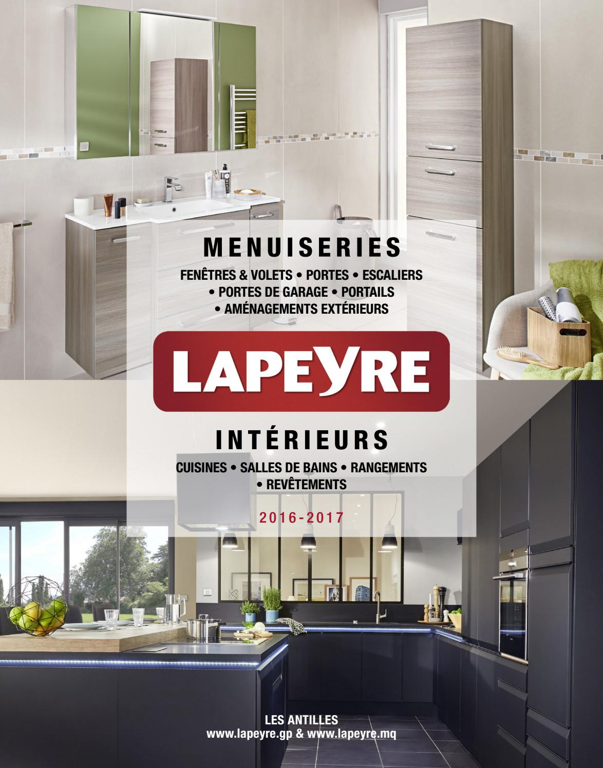 Castorama Limoges Catalogue Lapeyre 2016 2017 By Momentum Média Issuu