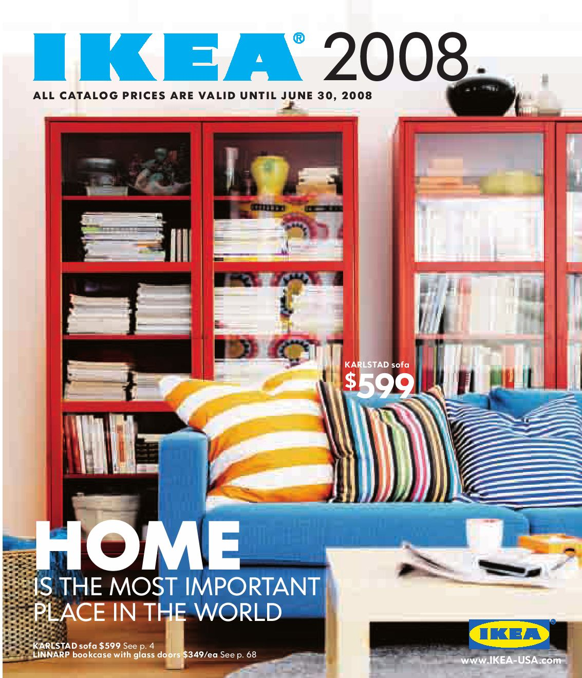 Ikea Online Bettsofa Ikea 2008 Catalog By Odabashianr Issuu