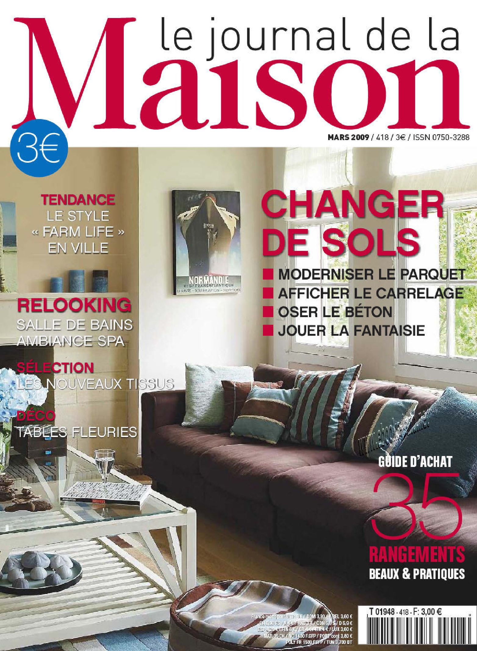 Journal Decoration Maison Journal Maison French Mag Eland