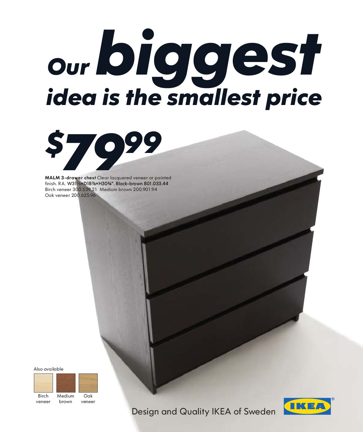 Aneboda Chest Of Drawers Ikea 2009 Catalogue By Muhammad Mansour Issuu