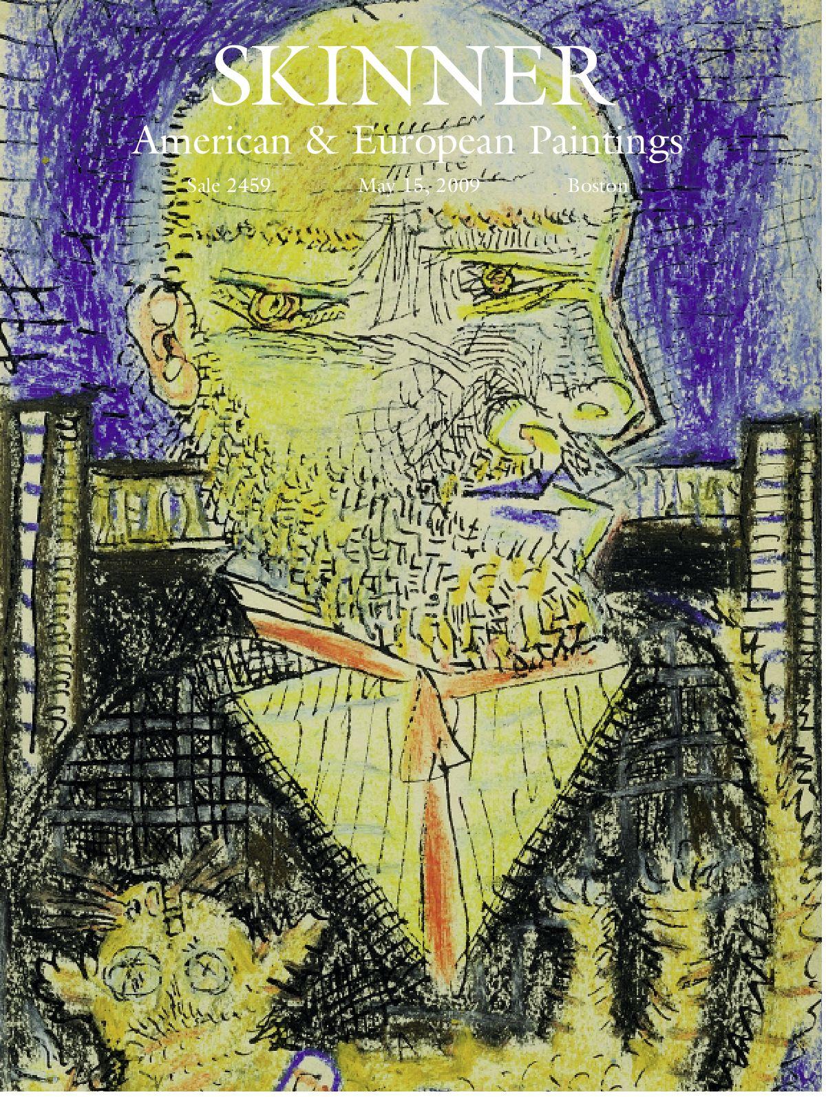American european paintings skinner auction 2459 by skinner inc issuu