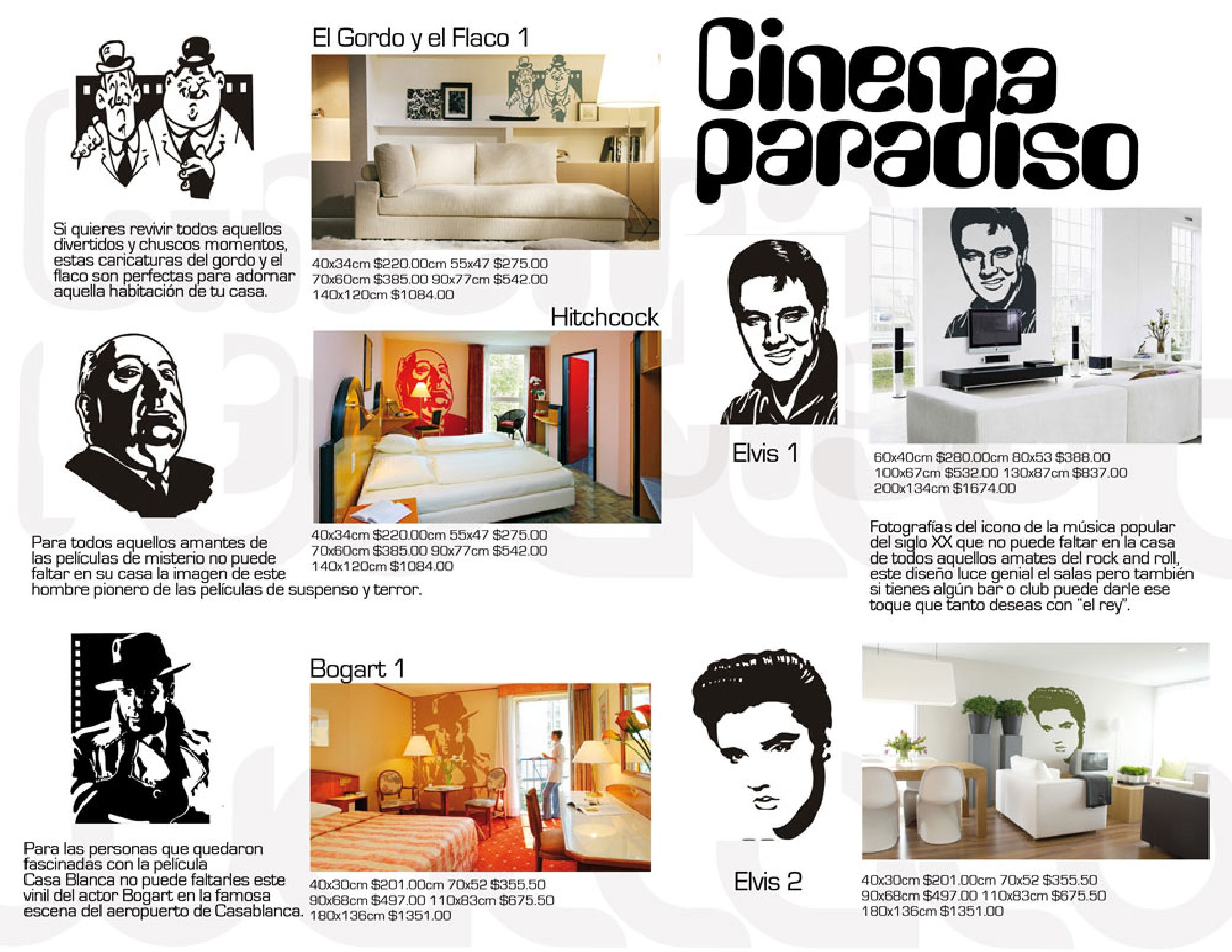 Mi Vinil Decorativo Cinema By Mi Vinil Decorativo Issuu