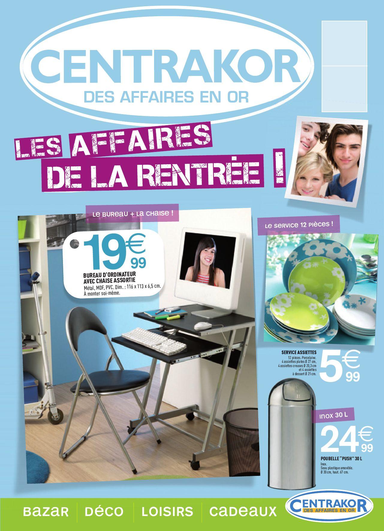 Les Affaires De La Rentree By Centrakor Issuu