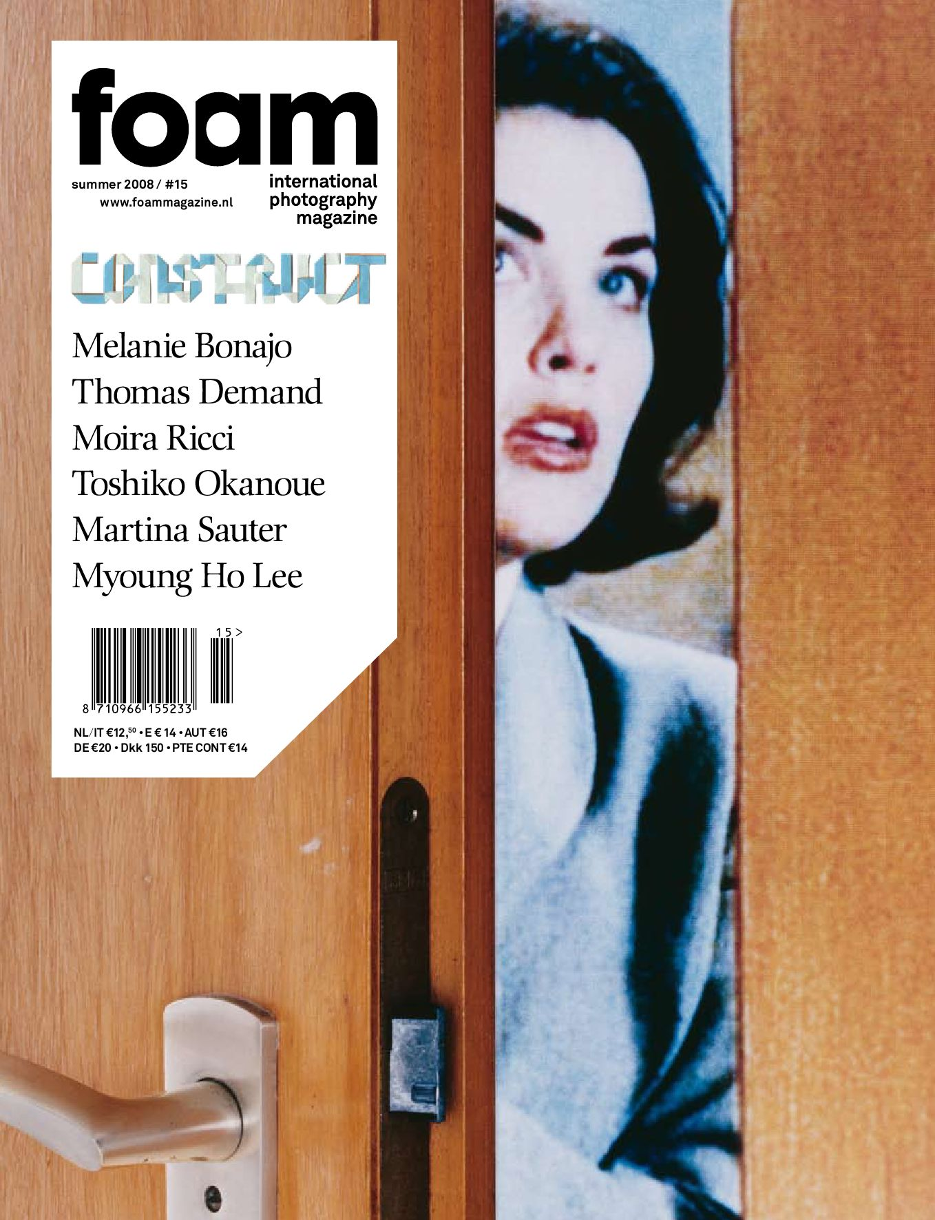 Küche Magazin Vkd Preview Foam Magazine Issue 15 Construct