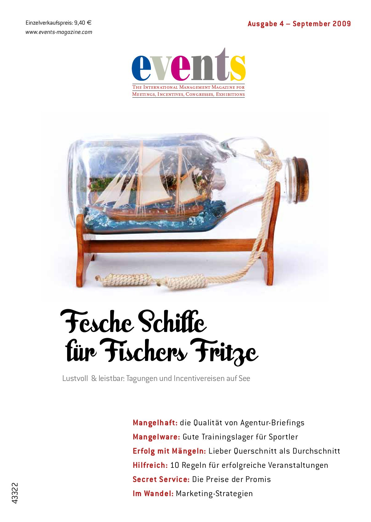 Swa Schnelle Mediterrane Küche Bad Schwalbach Events Magazine 04 2009 By Events Magazine Issuu