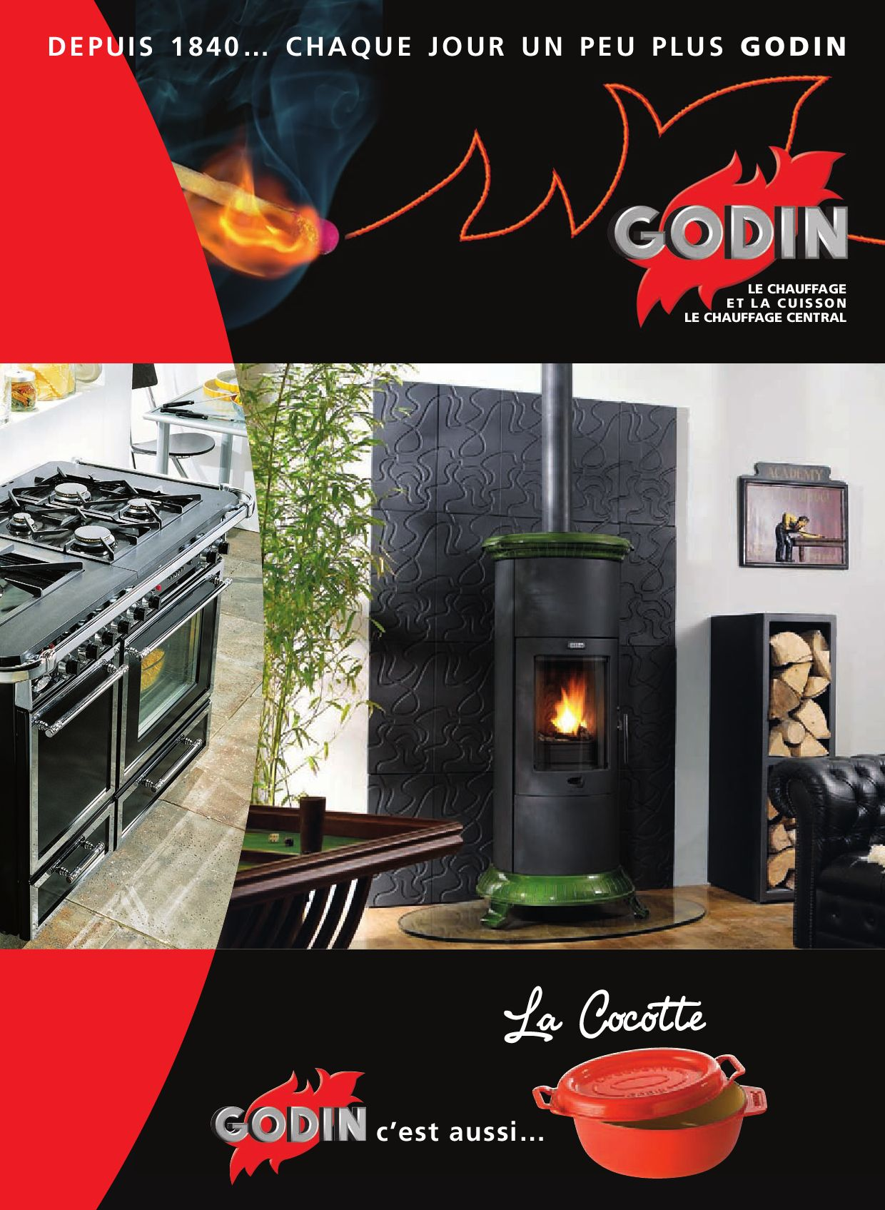 Catalogue Godin 2009 2010 By Moret Renaud Issuu