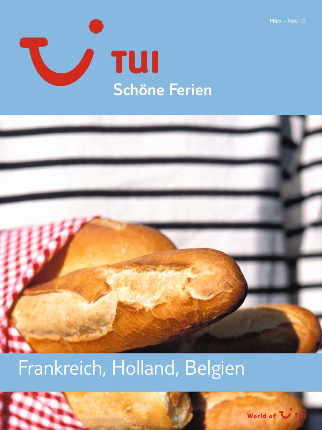 TUI_SfFrankreichHollandBelgien_So10 by Wulf Seidel - issuu