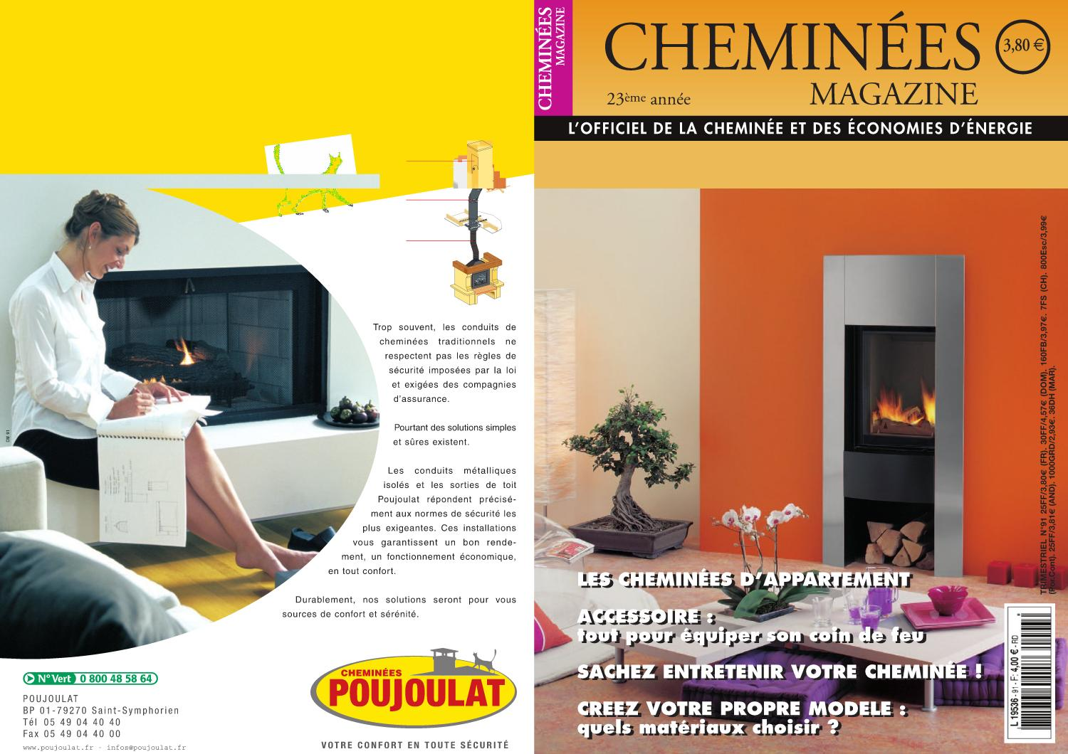 Cheminées Heissat Book Magazine By Saure Saby Issuu