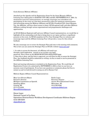 Good Morning Affiliate Letter by UnidosUS - issuu