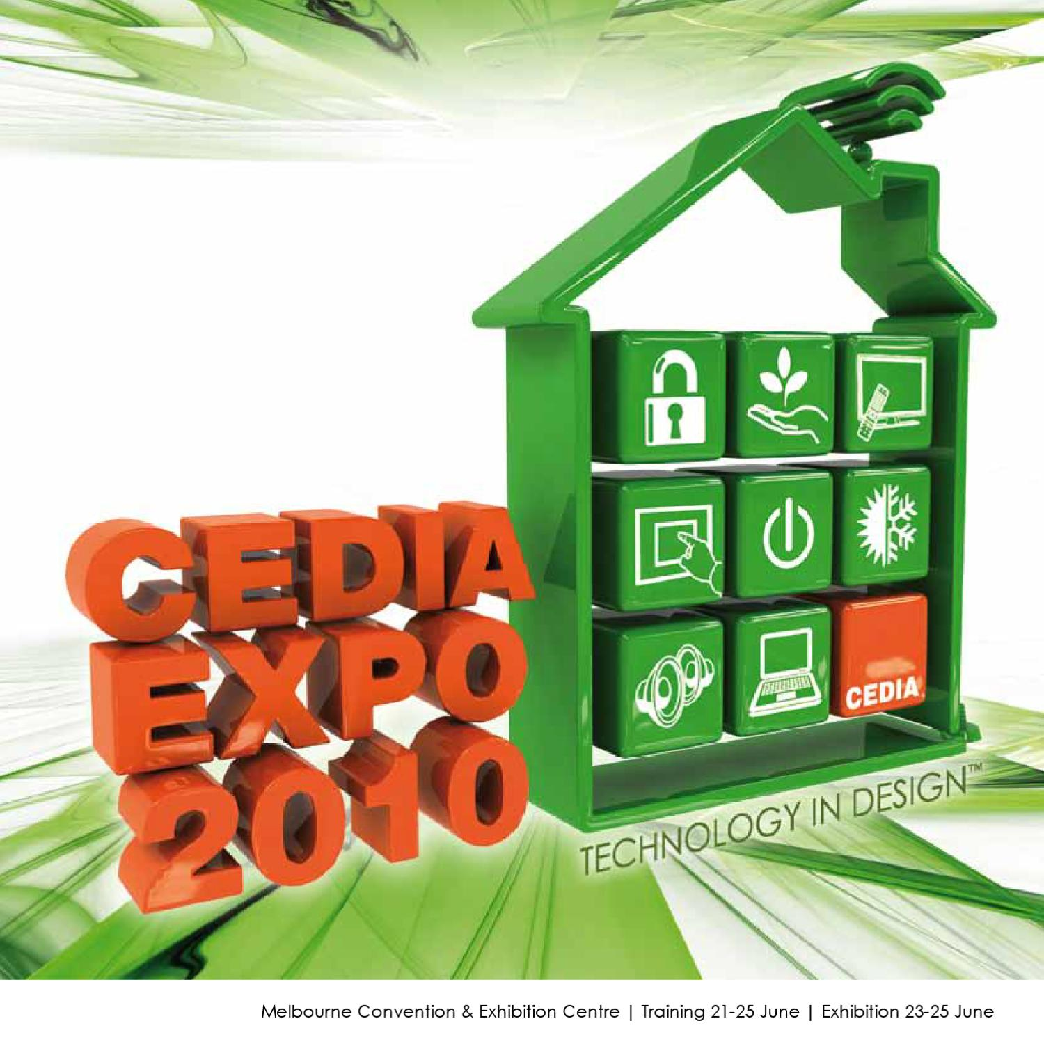 Cedia Exhibitor List Cedia Expo 2010 Show Guide By Cedia Issuu