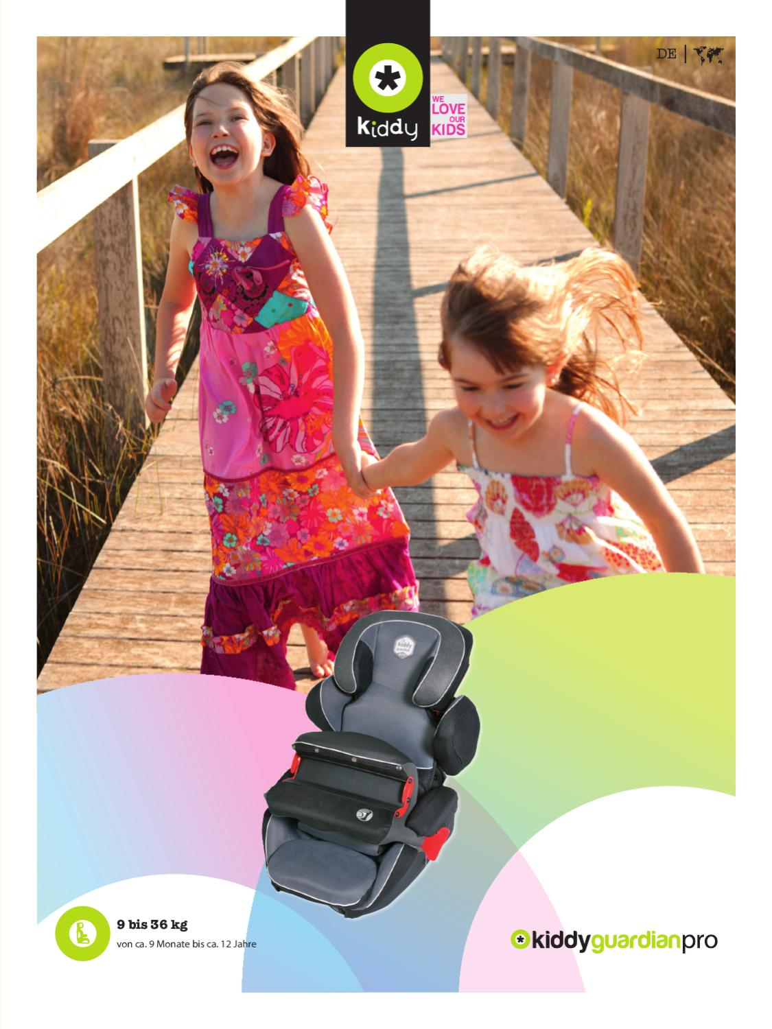 Kindersitz Kiddy Discovery Pro Kiddy Guardian Pro D By Werbeagentur 4c Media Issuu