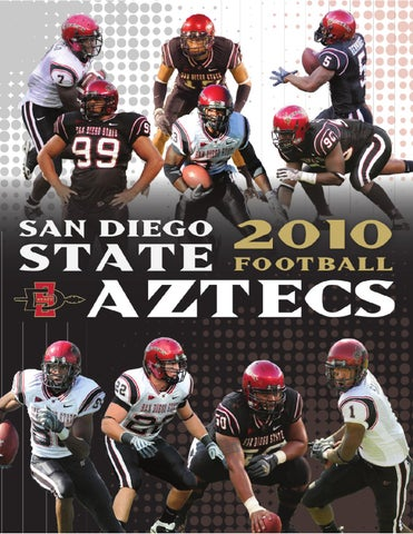 2010 San Diego State Football Media Guide by Peggy Curtin - issuu