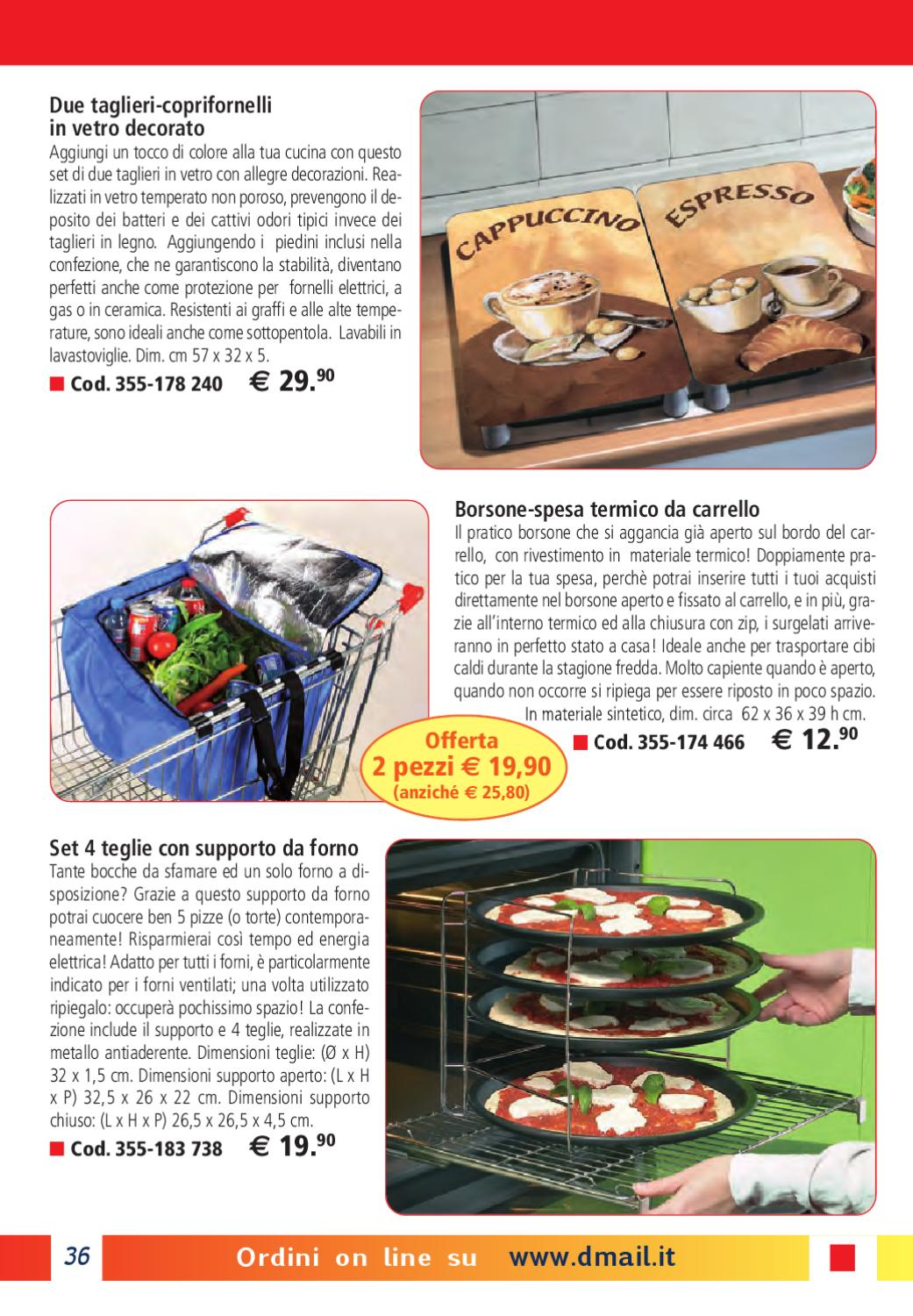 Coprifornelli In Vetro Temperato D Mail Settembre 2010 Ita By Venro Direct Srl Issuu